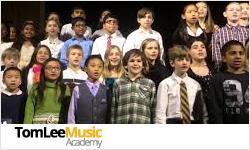 Tom Lee Music Yamaha Children Choir