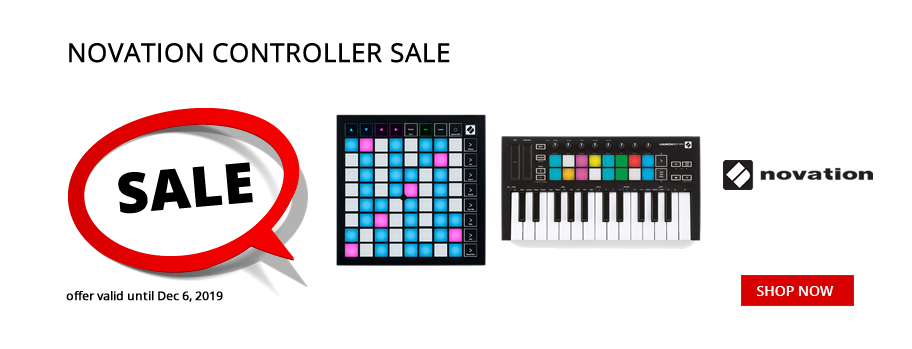 Novation Controller Sale
