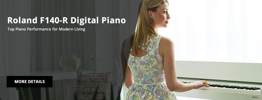 Roland F-140R Digital Pianos