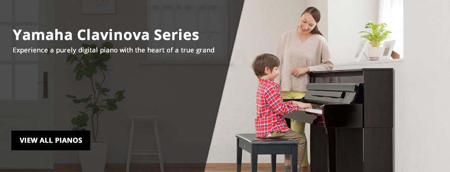 Yamaha Clavinova Series
