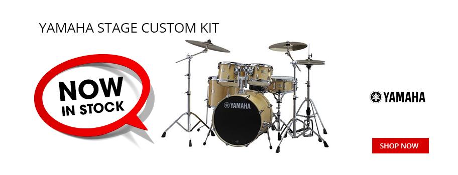 Yamaha Stage Custom Kit