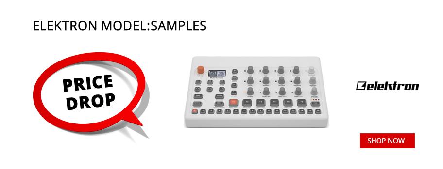 Elektron Model:Samples Price Drop