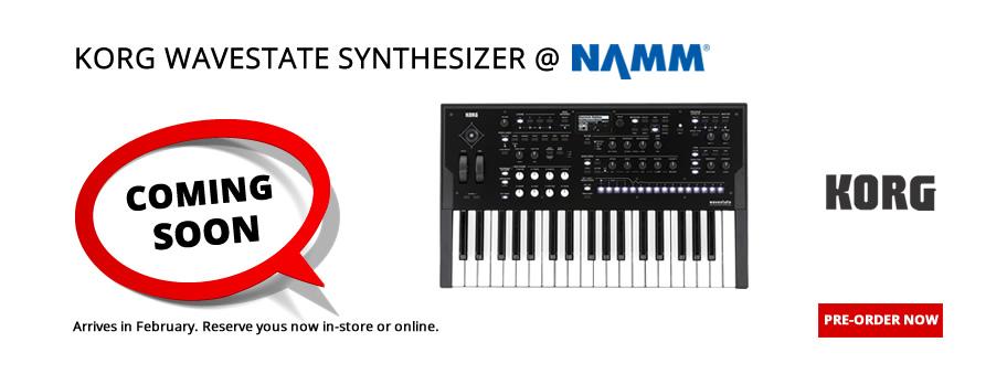 Korg Wavestate Synthsizer