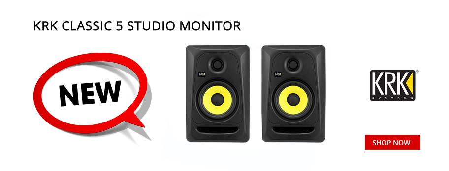 KRK Classic 5 Professional Studio Monitor
