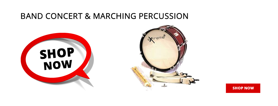Marching Band Snare Drums