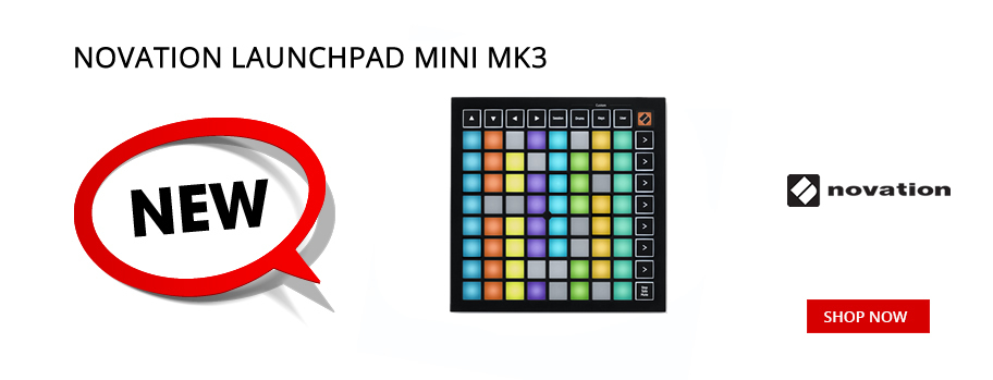 New Novation Launchpad Mini MK3