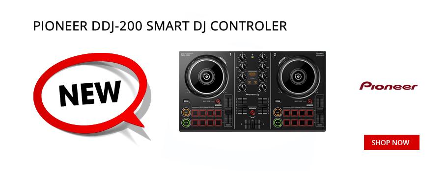New Pioneer DDJ-200 Smart DJ Controller