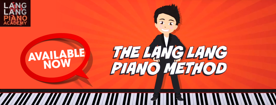 Lang Lang Piano Method Books