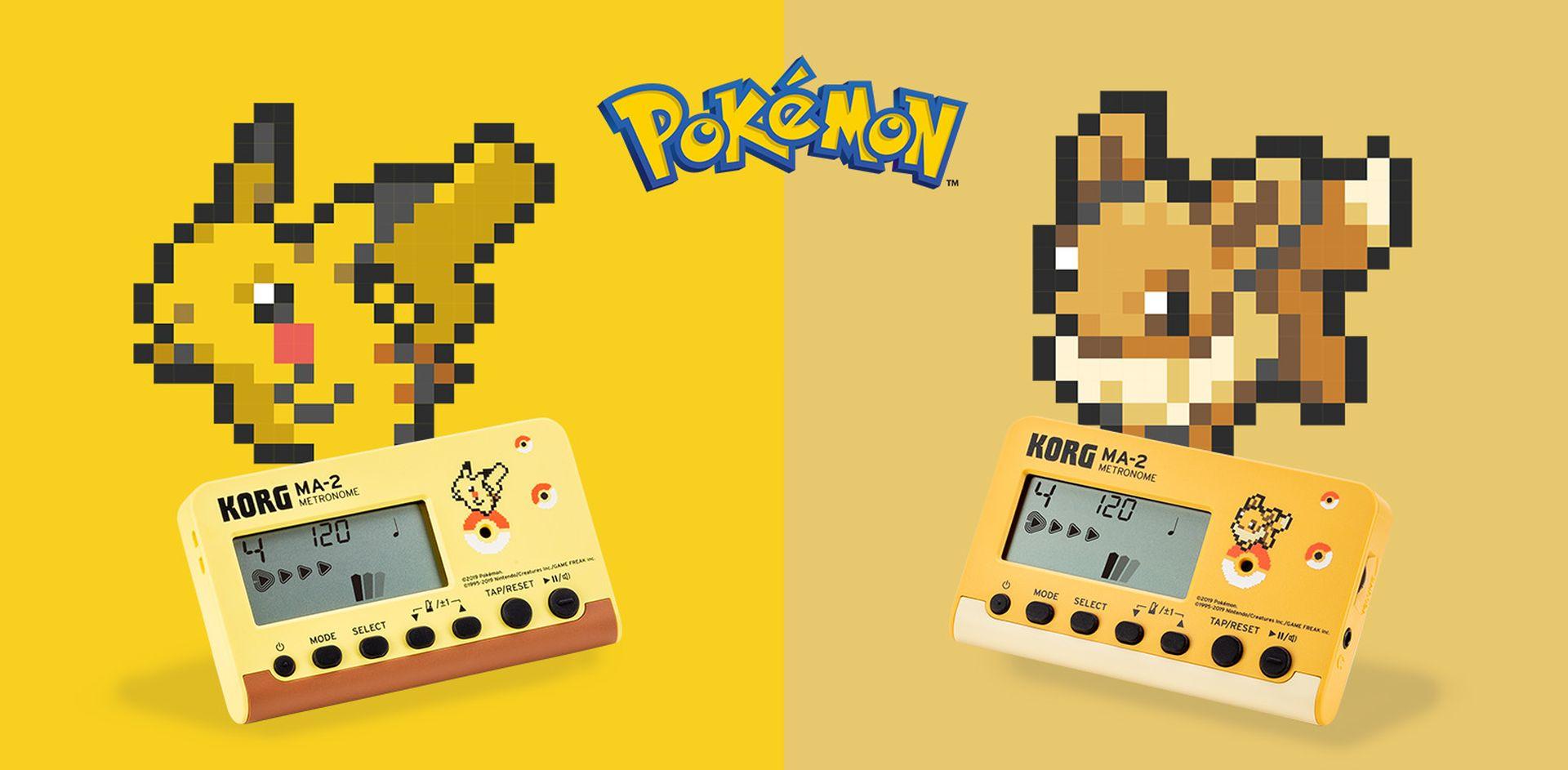 Korg Pokemon