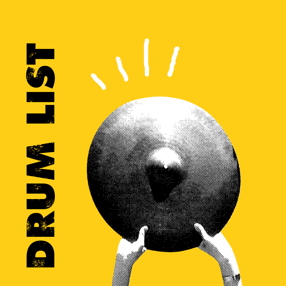 January Clearance - Drum List