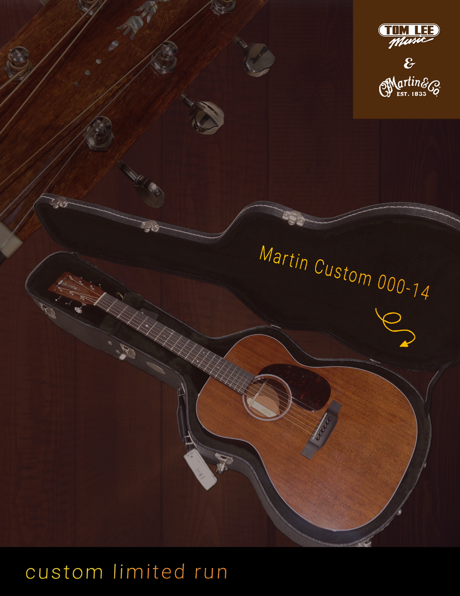 Custom Martin 000-14