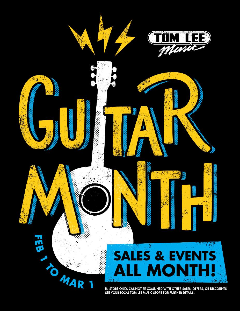 Guitar Month