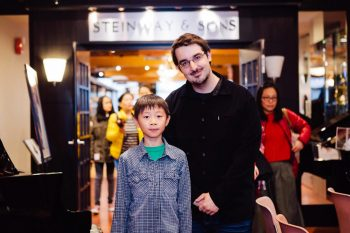 Master Class with Charles Richard-Hamelin