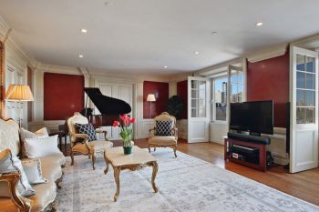 David Bowie's Manhattan Apartment and Yamaha Piano On Sale for $65M