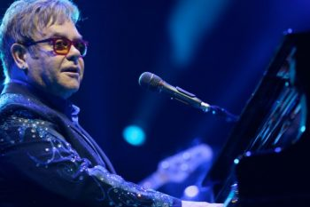 "Elton John Returns To Vegas with ""The Million Dollar Piano"""