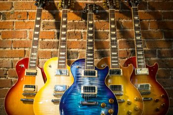 Introducing the 2017 Gibson Guitars