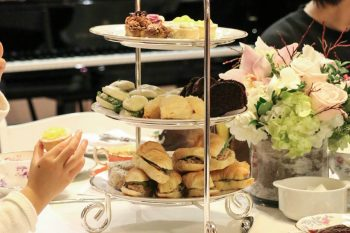 An Afternoon of High Tea, Music and Jewelry