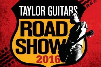 Taylor Guitars Road Show 2016