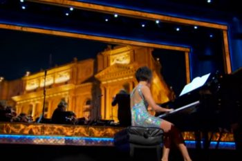 Kennedy Center Honors Gala Performance by Yuja Wang
