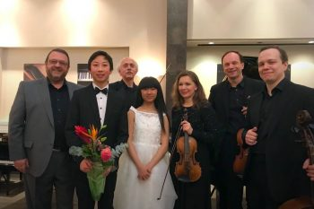 Spring Harmonies with Michelle Xu and Lin Kai Zhang
