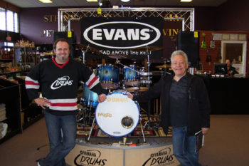 Mike Michalkow Drum Clinic