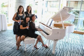 Steinway & Sons at BC Cancer Foundation's Hope Couture Fashion Show