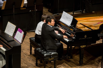 101 Pianists: Onstage with Lang Lang