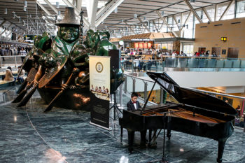 A Musical December at YVR