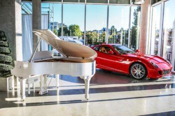 Ferrari VIP Event 2014
