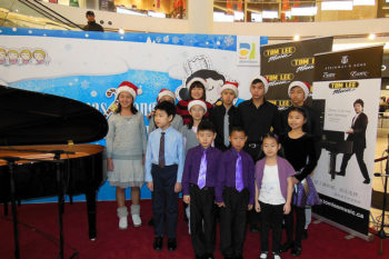 Learning Centre Christmas Concert at Aberdeen Centre