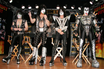 KISS Army Depot and Autograph Session - Event Highlight