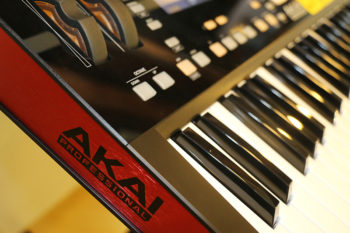 New Arrival: Akai Advance 49 Keyboard Controller