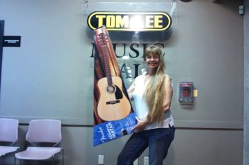 Tom Lee Music Customer Appreciation Day Prize Giveaways
