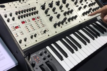 Tom Oberheim Two Voice Pro Synthesizer