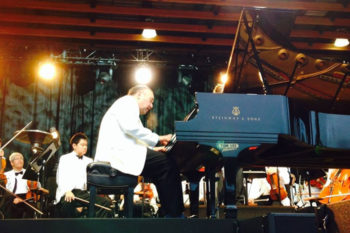 Steinway Music Envelops Whistler Mountain