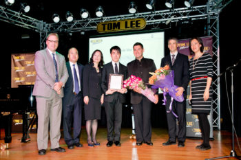 Vancouver's Own Louis Wei Named the First Young Steinway Artist in BC