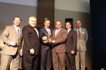 Tom Lee Music Wins Steinway Dealer Award