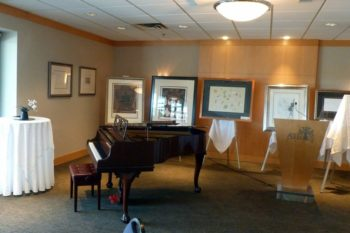 Steinway Chippendale with Picasso