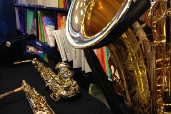 Step Up To Selmer Clinic