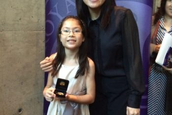 Anka Stefanovic Awarded 2nd Place in BCRMTA Student Composer Competition