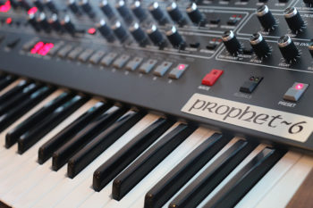 New Arrival: Dave Smith Sequential Prophet-6