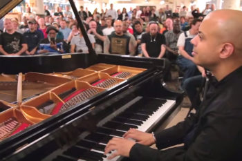 Live from the Factory Floor: Steinway Artist Stewart Goodyear