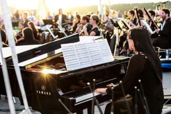 Outdoor Symphony at Burrard Landing