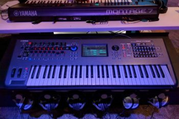 Yamaha's Montage offers FM-X and AWM2 synth engines