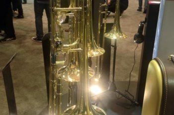 Limited Edition 20th Anniversary Yamaha Xeno Trombone