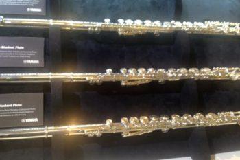 Yamaha YFL222 student flute