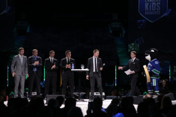 Dice & Ice Fundraising at Rogers Arena