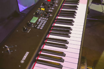 NAMM 2019 featuring: Yamaha CP73 73-key Stage Piano