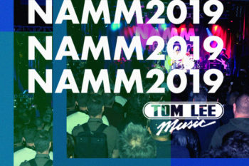 NAMM 2019 featuring: Korg Synths