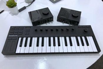 Native Instruments Announces: Komplete Audio 1 / Audio 2 + Komplete Kontrol M32